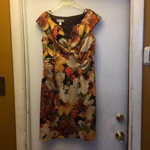 Lovely Flower covered dress